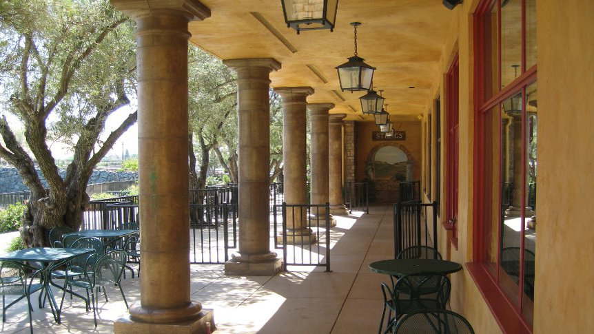 Cast Stone Columns Hillsborough 6