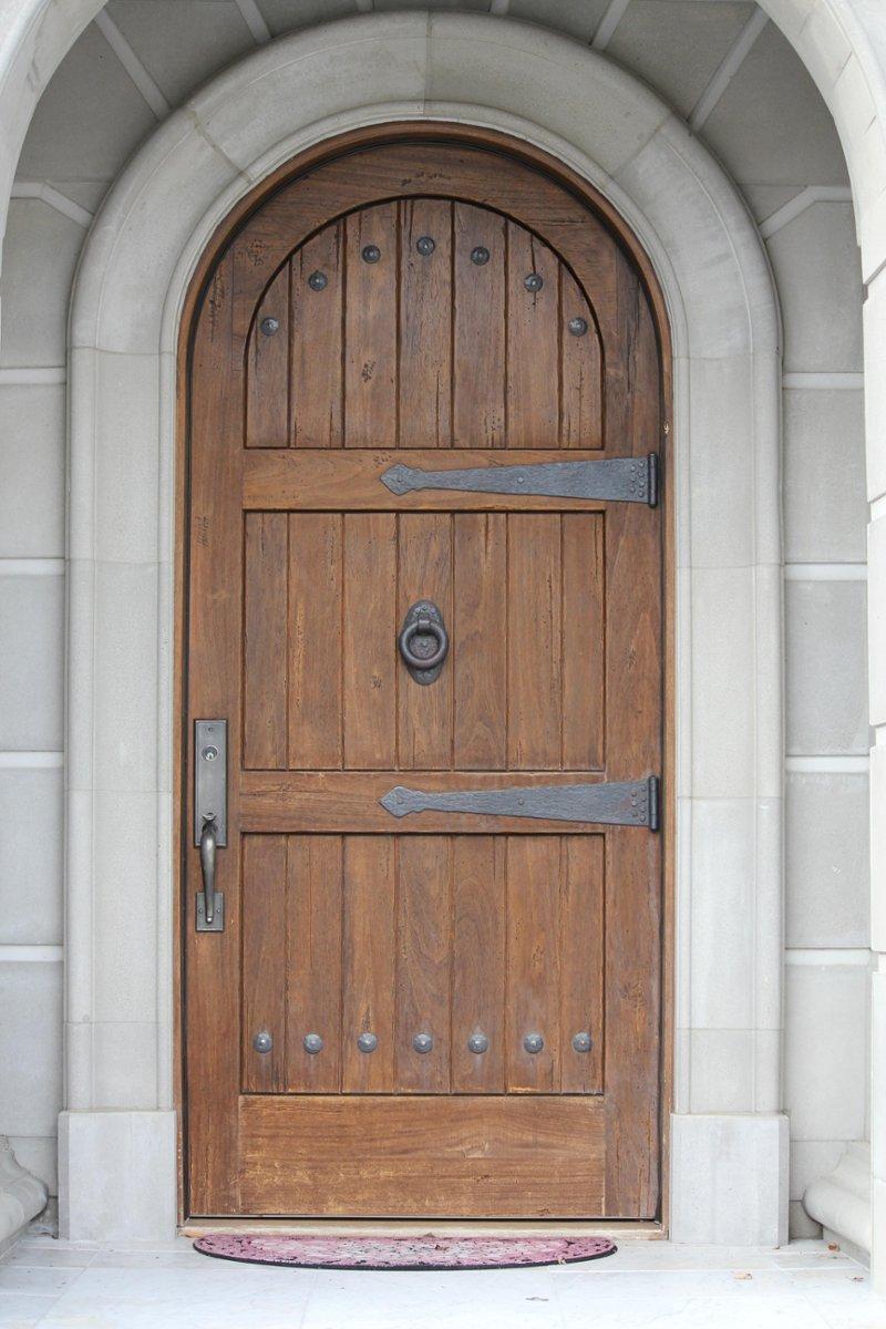 Cast stone door trim photo album for Door of stone