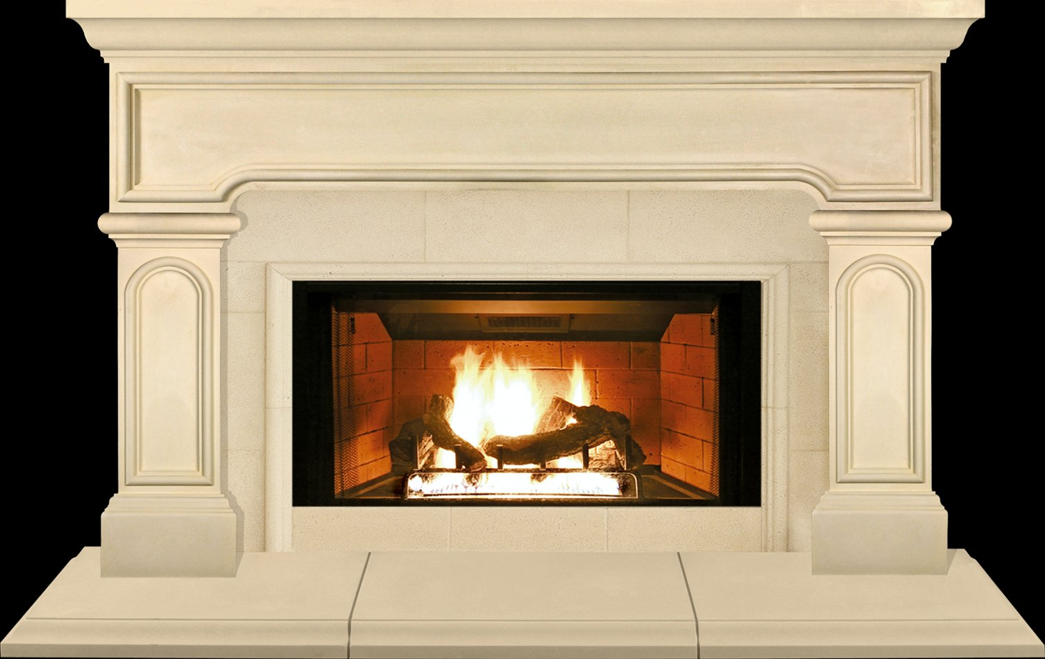 fireplace mantel fs238