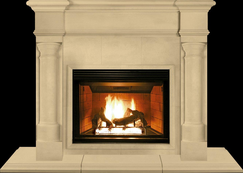 Handalstone Fireplace Mantels Romana Fs240