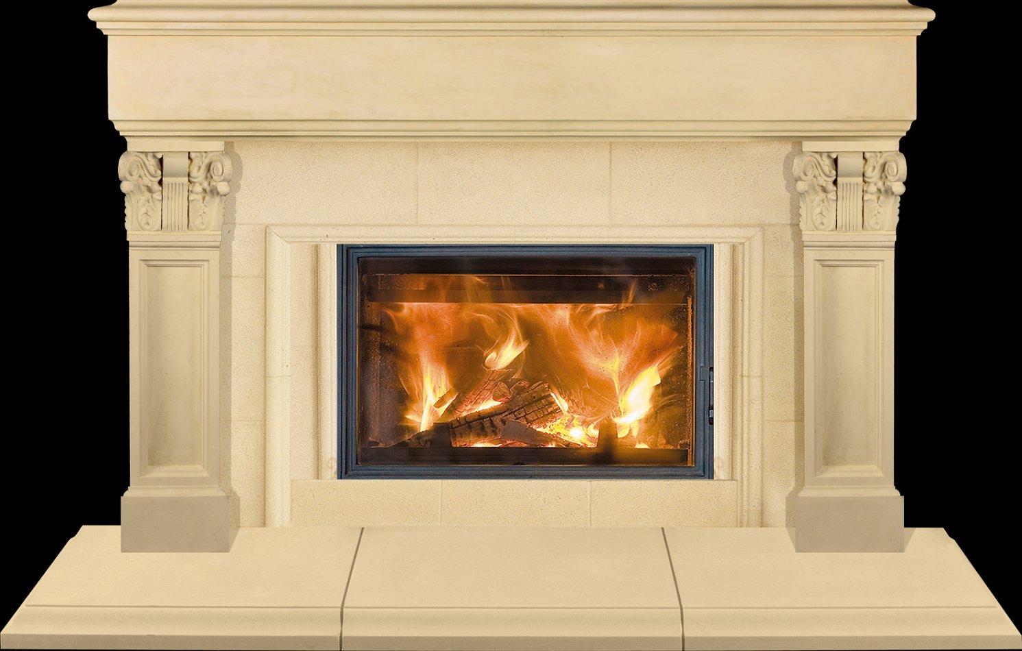 Handalstone Fireplace Mantels Heliston Fs305